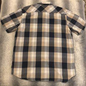 Oakley Shirts - 😎 Oakley Casual Short Sleeve Button Up Men's XL